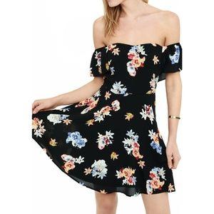 Women's Express Floral Dress